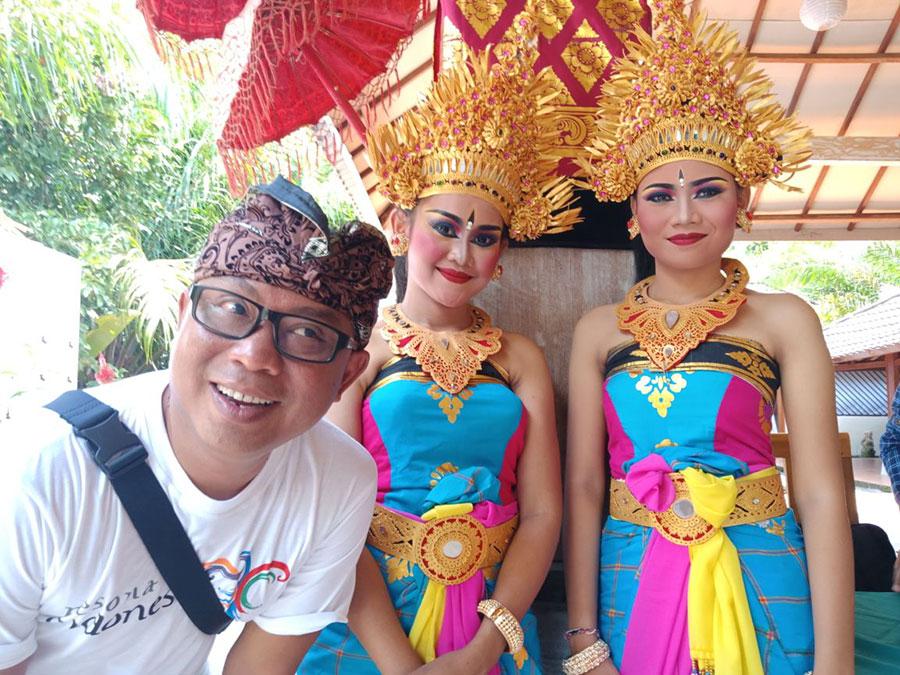 Selamat Bergabung GenPI Bali