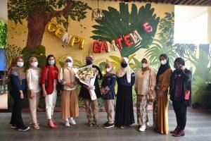 Hybrid Digital Gebrakan Pertama Genpi Banten di Kafe Hotel Puri Kayana